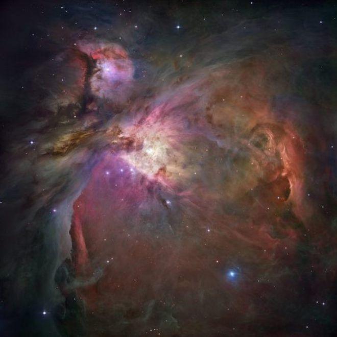 Туманность Орион