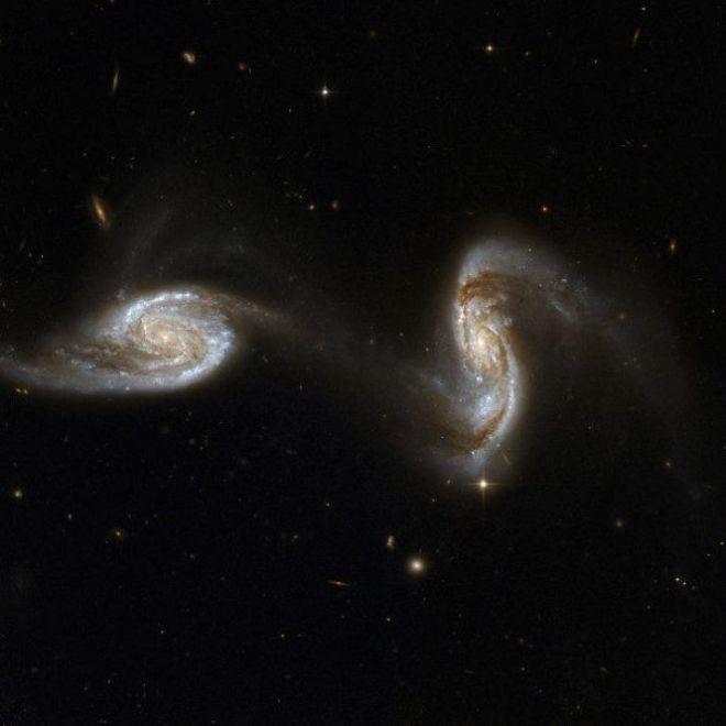Взаимодействующие галактики