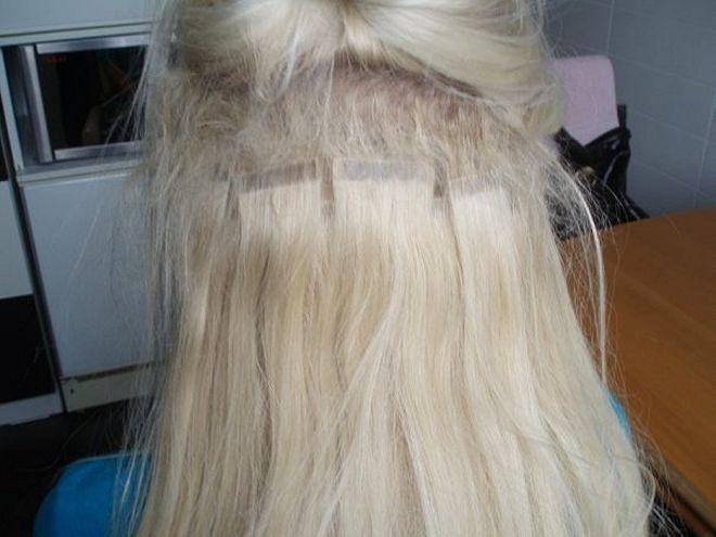 15 смешных фото о наращенных волосах