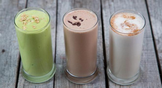 Соевый протеиновый коктейль