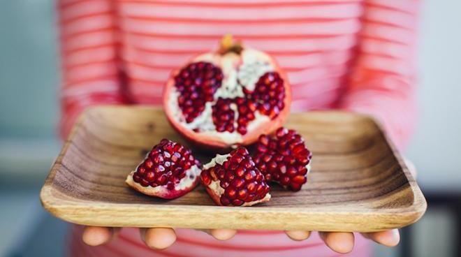 Гранат допустим и полезен для тех, кто страдает сахарным диабетом