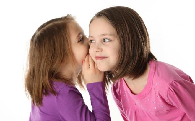 секреты детей