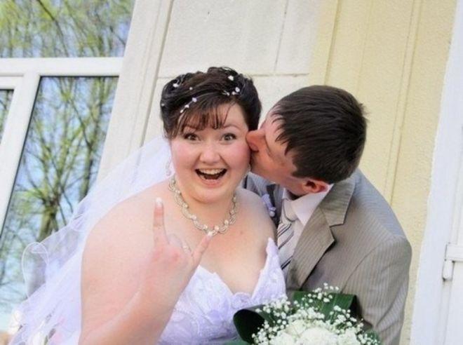 невеста долго ждала