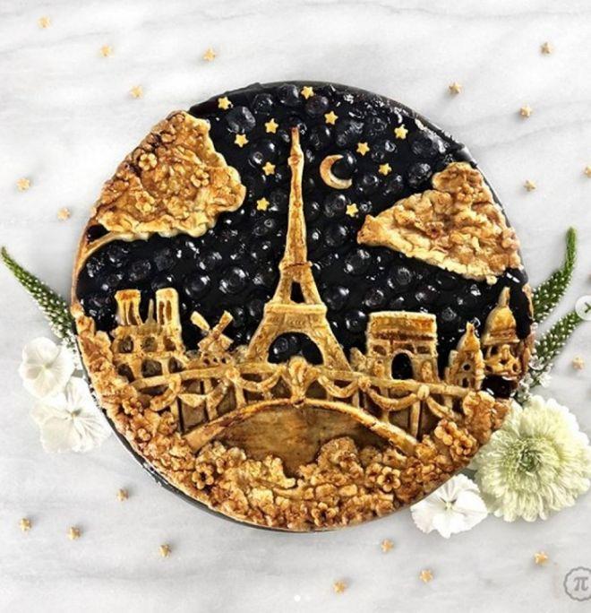 отправиться в Париж