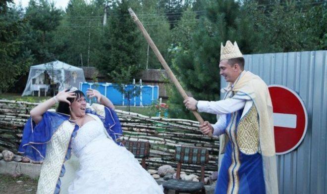 невеста в лягушку