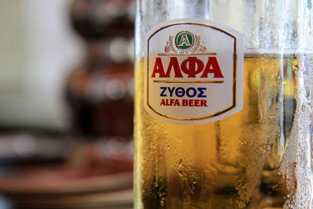 Пиво Альфа