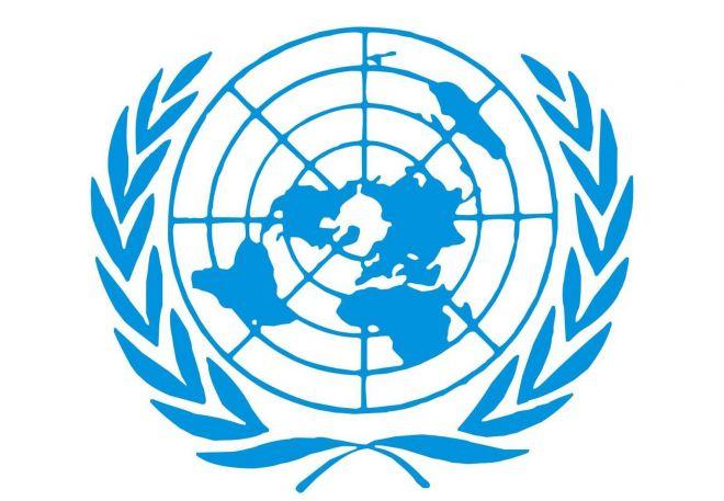 Герб ООН