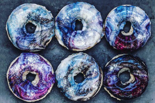 Космические пончики