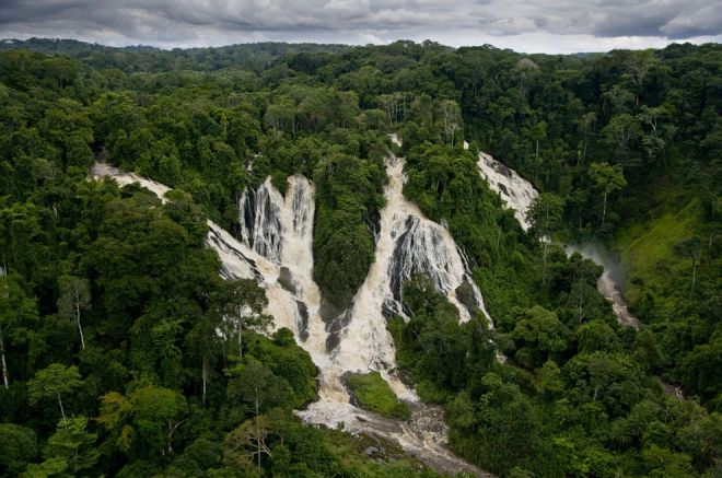 Национальный парк Ивиндо, Габон