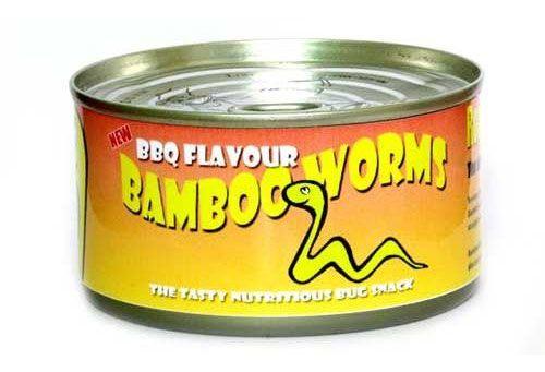 Бамбуковые черви
