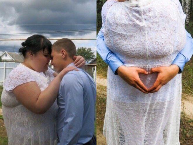 Русскую свадьбу умом не понять: 25 «угарных» фотографий  - Страница 2 24romantika