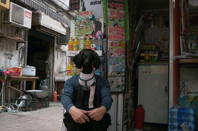 человек-собака