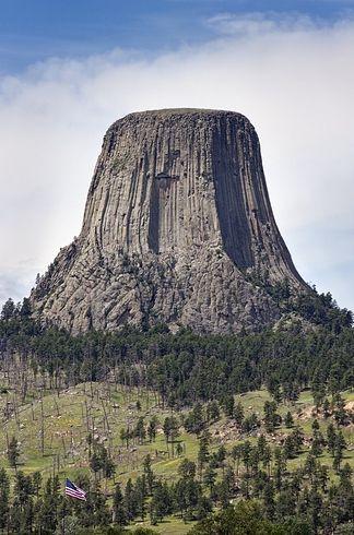 Башня Дьявола, Вайоминг 3