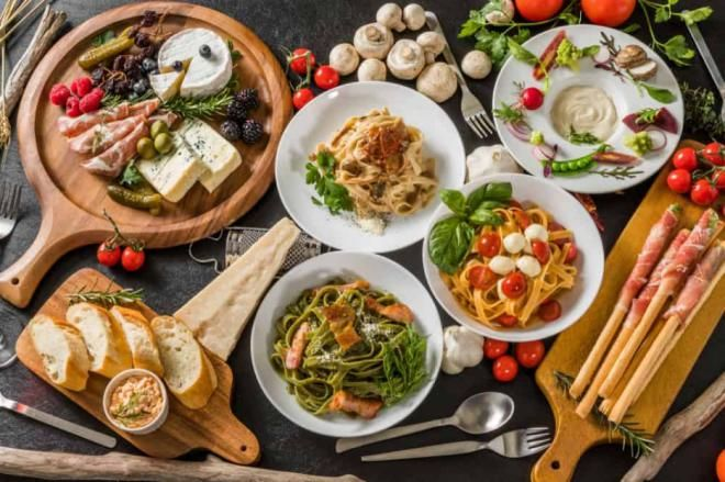 Еда в Италии – это нечто большее, чем просто еда