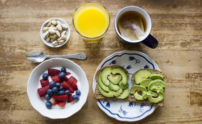 Никогда не пропускайте завтраков
