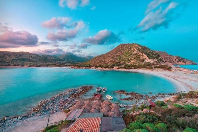 Вилласимиус, Сардиния