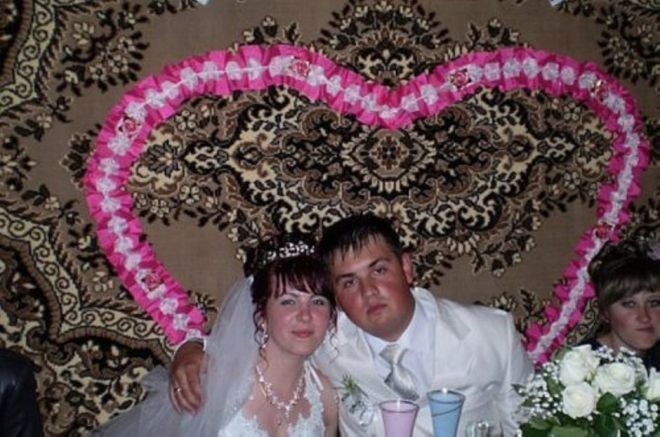 круче невесты на ладошке