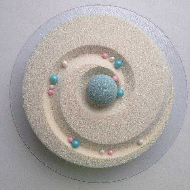 торт млечный путь