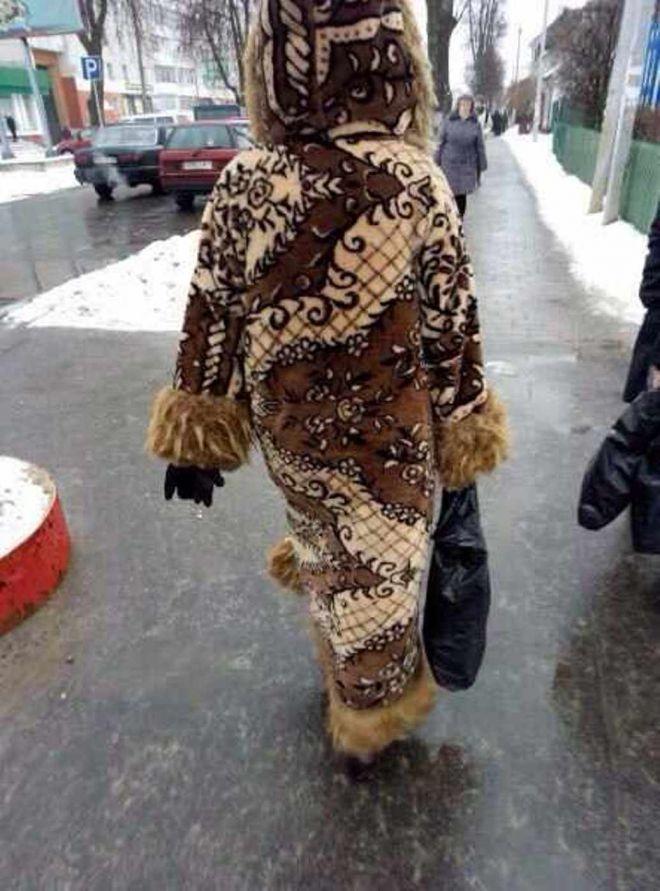 ковровая мода