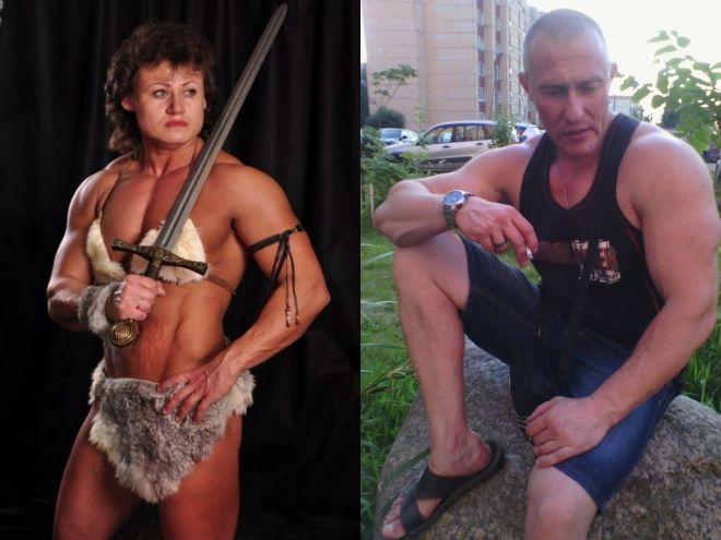 Наталия Огрызко