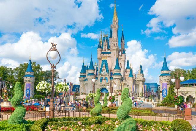Волшебное Королевство Диснейленда, Флорида