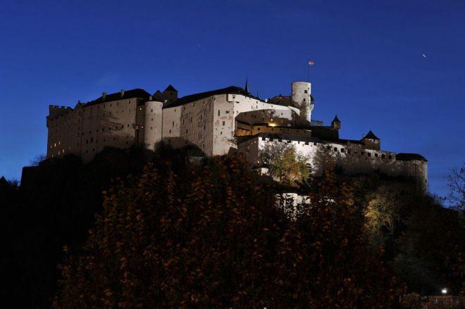 Замок в Австрии