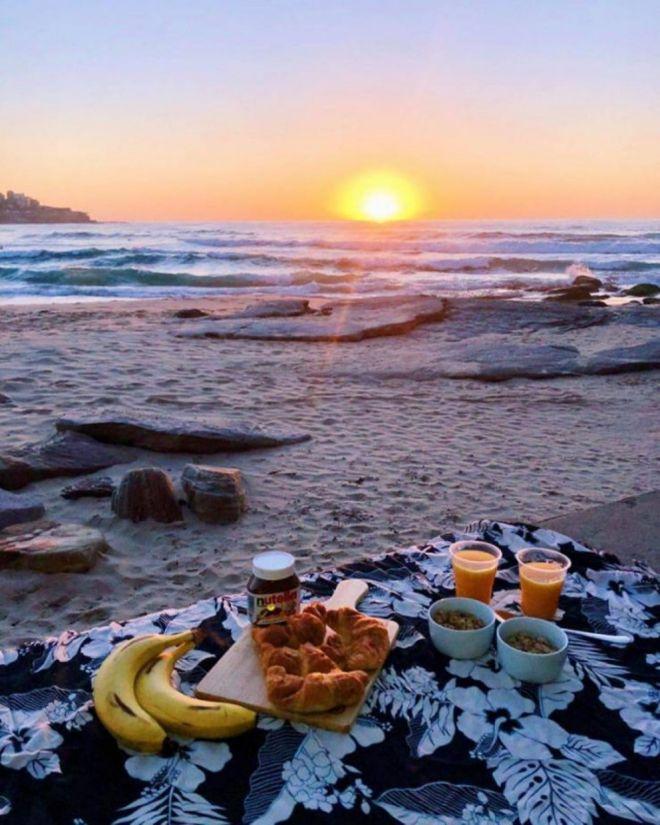 Завтрак в Сиднее