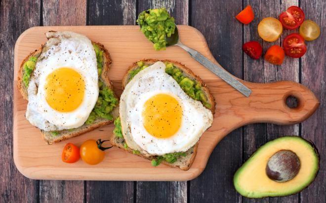 Завтракайте правильно