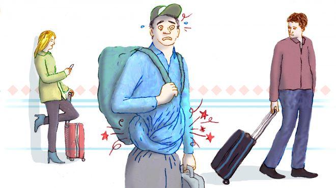 Диарея путешественника