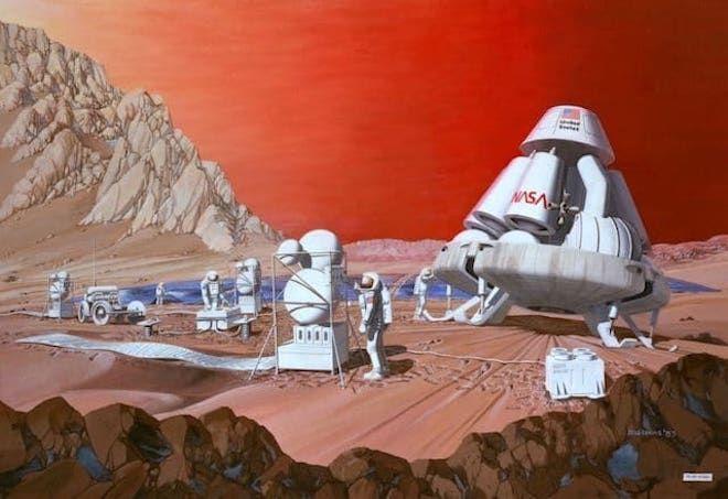 Космические исследователи