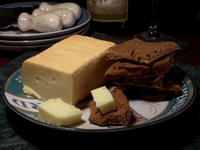 Лимбургский сыр