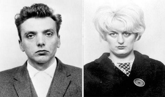 Йен Брэди и Мира Хиндли