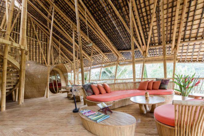 Бамбуковый дом