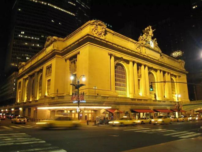 Гранд Сентрал Терминал, Нью-Йорк