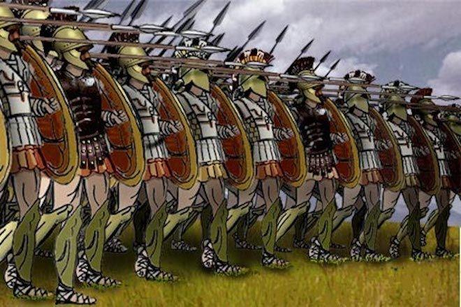 Греческая армия