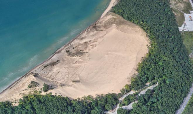 Ловушки в песке