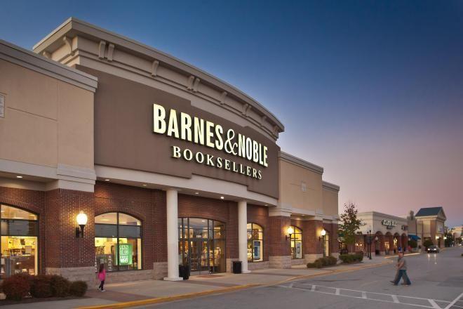 Книжный магазин Barnes&Noble