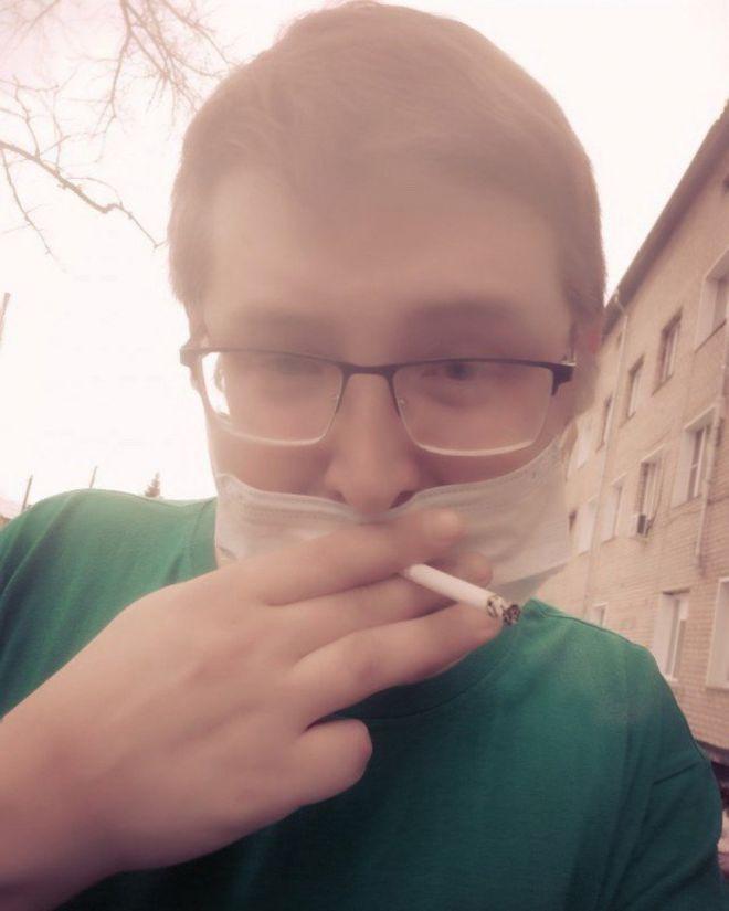 кури на здоровье