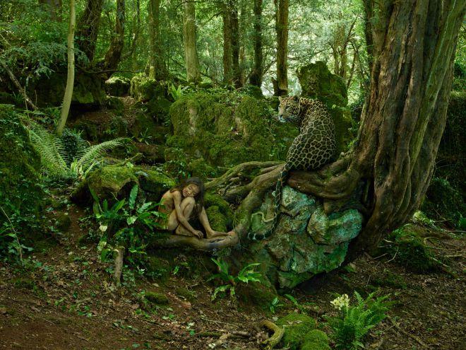 Мальчик-леопард