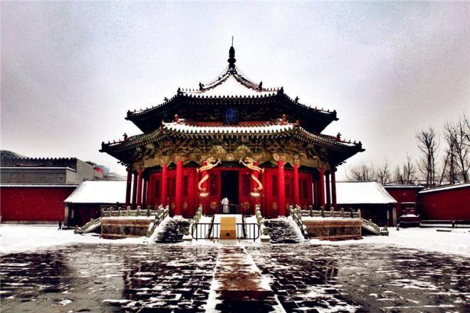 Мукденский дворец