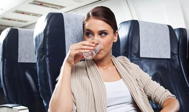 Пить недостаточно воды