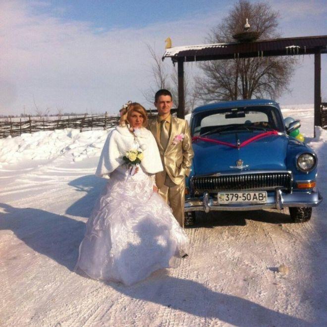 радость невесты