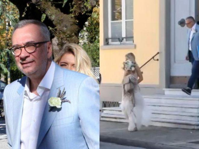 свадьба меладзе и брежневой в италии фото лицо находится диагонали