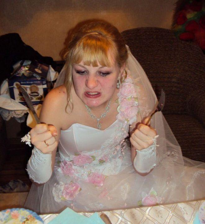 злая невеста