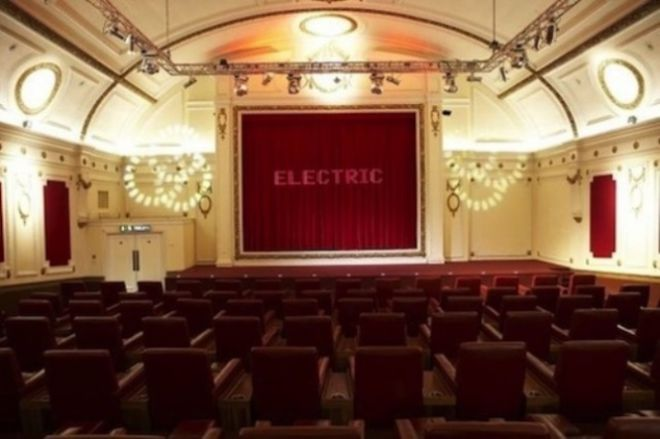 Electric Cinema экран