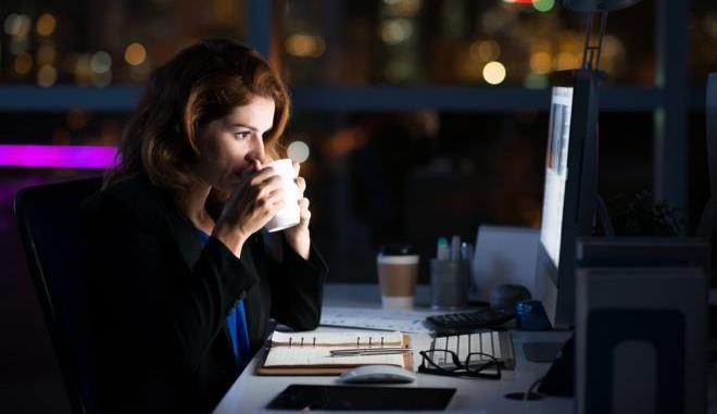 Ночь — самое продуктивное время для вас