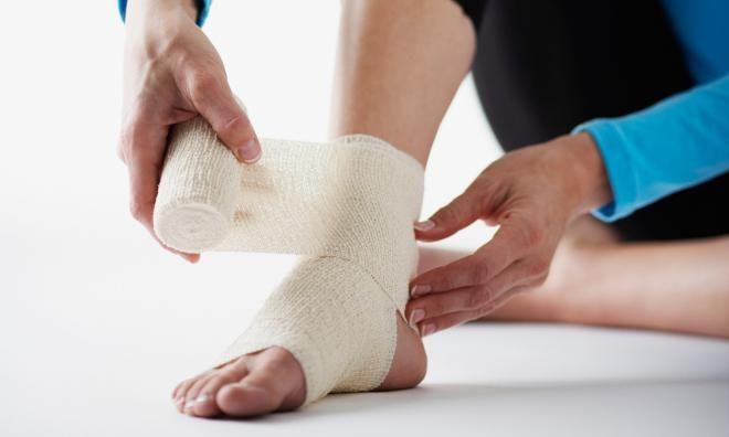 Растяжения мышц и травмы