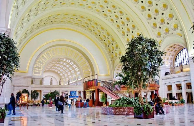 Станция Юнион, Вашингтон