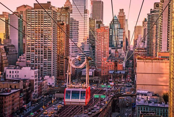 Воздушный трамвай