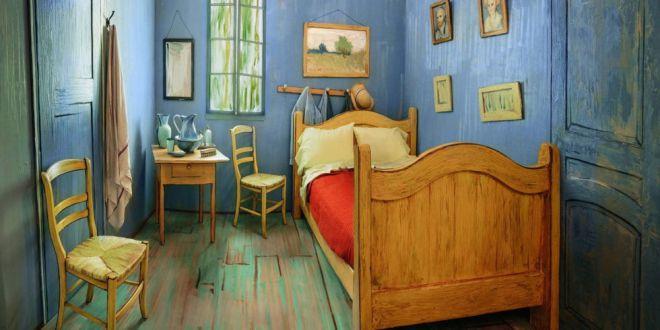 Комната с картины